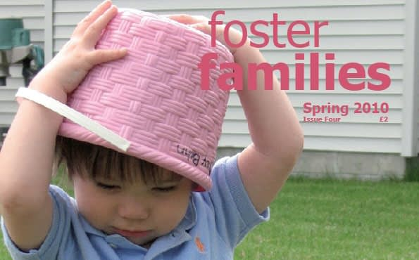 Foster carers get their own lifestyle magazine