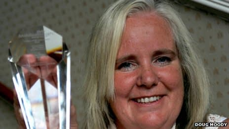 Foster carer Jane Bailey named Middlesbrough citizen of year