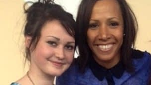 Fostering – Armagh foster care girl in Dame Kelly Holmes mentor scheme