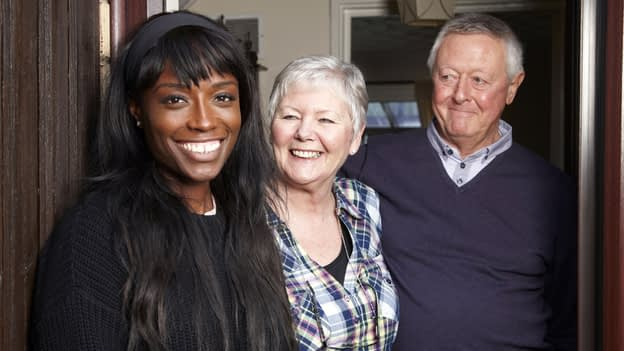 Fostering And Me With Lorraine Pascale