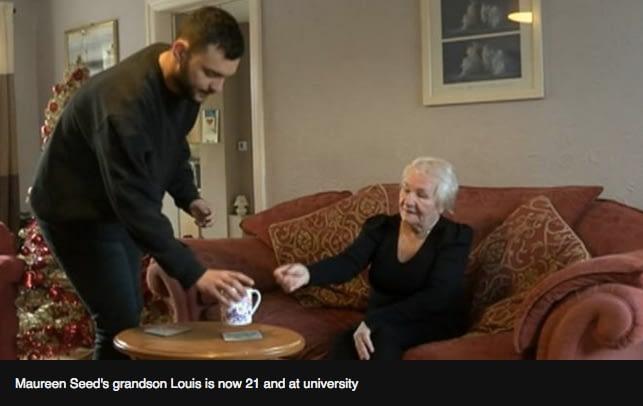 Grandparents 'run up debts' to care for grandchildren